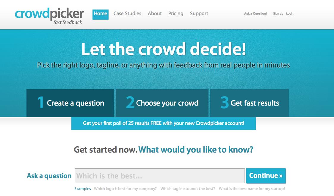 crowdpicker